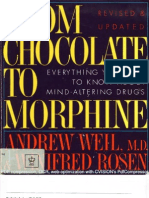 48851893 Drugs From Chocolate to Morphine Weil 0395660793