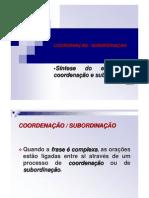 1.Coordenação Subordinação Apresentação