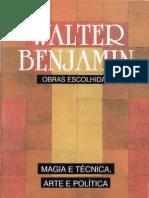 BENJAMIN, Walter. O narrador. Considerações sobre a obra de Nikolai Leskov
