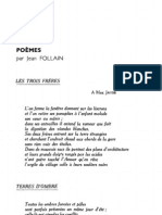 Esprit - 8 - 8 Follain, Jean - Poèmes