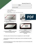 Geometry Project 10.1