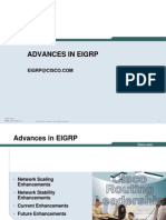 EIGRP Advances