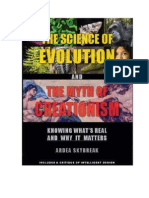 LA CIENCIA DE LA EVOLUCIÓN Y EL MITO DEL CREACIONISMO