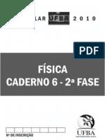UFBA 2010 2 fase