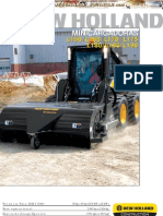 Catalogo New Holland Minicargadoras l150 l190