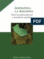 Libro Garcia Linera Bolivia
