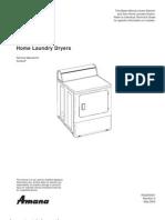 gas dry repair manual