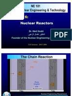 Nuclear Reactors, Dr Xoubi