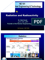 Radiation and Radioactivity, Dr Xoubi