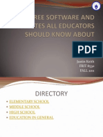 Free Software and Websites All Educators Should Know About2