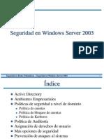 presentación Windows  2003