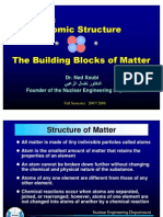 Atomic Structure; The Building Blocks of Matter, Dr Xoubi