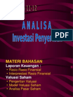 rasio finansial