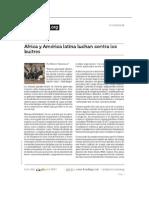 Africa y América latina luchan contra los buitres. Héctor Timerman