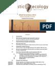 AEI Wind Farm Noise 2012