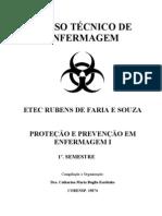 Proteção e Prevenção em Enfermagem I  2012