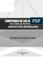 Compendio Acuerdos Jurisdiccion In