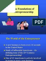 Entrepreneurship Chapter-1 Finance