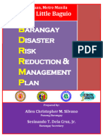 Barangay Disaster Risk Reduction & Management Plan