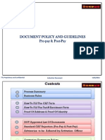 Document Policy & Guidelines as Per New Directives_5th Nov