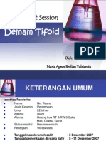 demam tifoid. ppt