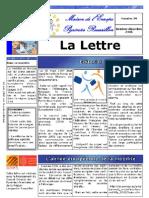 La lettre trimestrielle / Octobre - Décembre 2006