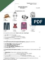 Revision Module 1 Messages 2 2012 B