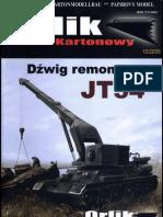 Orlik 066 - Soviet Recovery Tank JT34