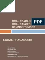 4.1 Oral Pracancer - 4.2.6 Treatment of Oral Cancer
