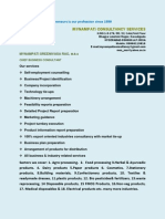 MYNAMPATI SREENIVASA RAO-Papaya Processing Industries