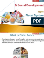 21(A) Fiscal System