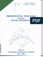 Indrumator de Proiectare Drumuri