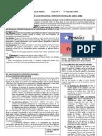 2° Medio Guía N° 1 El Periodo de los Ensayos Constitucionales