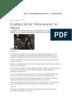 4° Medio Común Guía N° 2 Niños Sicarios de México