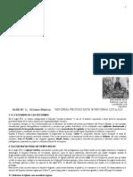 8° Básico Guía N° 1  R. Protestante y R. Católica