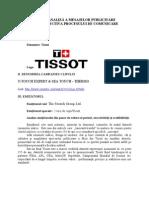 Tissot - Proces Comunicare - Oros Robert