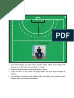 Cara Berdiri Penjaga Gol Dalam Posisi Bersedia Adalah Seperti Duduk Dengan Kaki Dirapatkan