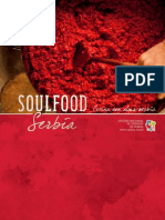 Gastronomia de Serbia