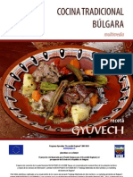 Receta Bulgara - Giuvech - (in spanish)