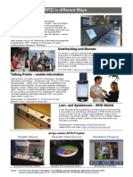 RFID Project Overview