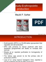 23396076 Lecture9 Case Study Erythropoietin Production
