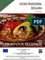 Receta Bulgara - Pimientos Rellenos