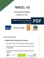 P42 -- NDC Presentation