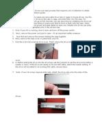 Dvd Installation on a desktop