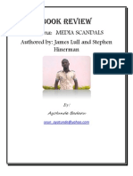 Book Review on Media Scandals by James Lull and Stephen Hinerman