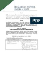 2° LINEAS ESTRATEGICAS PDC C16