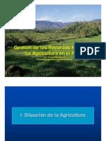 Exposicion-girh y La Agricultura