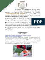 article Bilan pour Blog AS 2ème édition