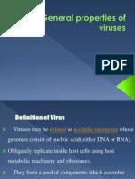 General Properties of Viruses