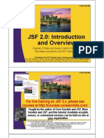 JSF2 Overview